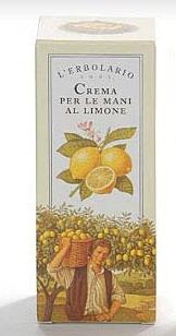 L'Erbolario Crema mani al Limone 75 ml