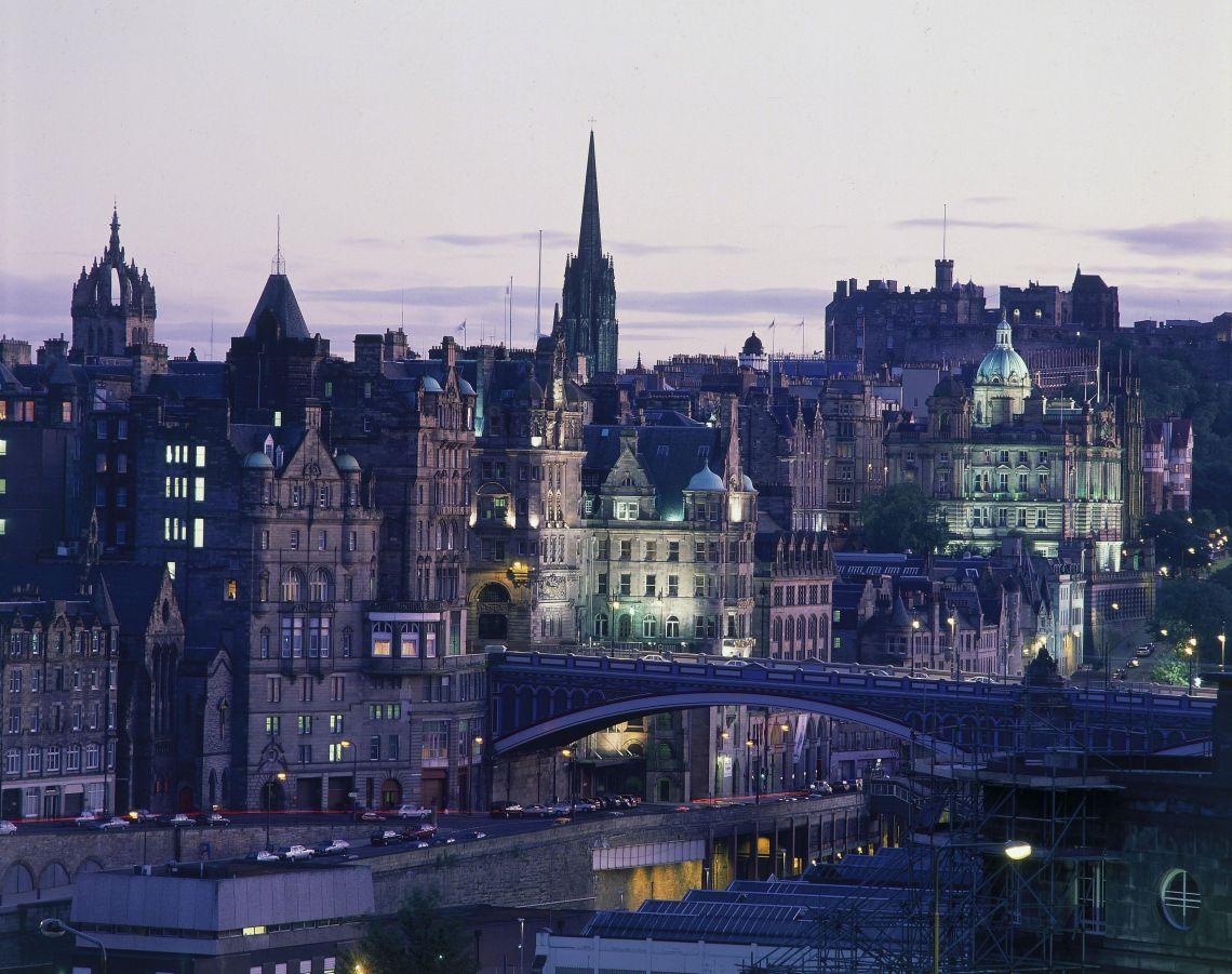 Il castello di Edimburgo3