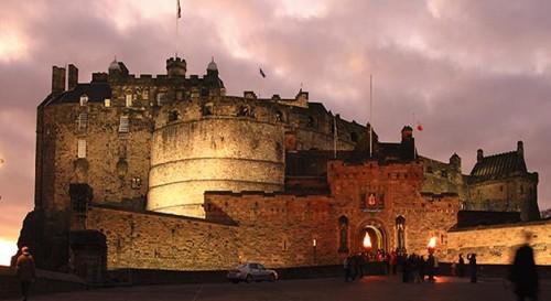 Il castello di Edimburgo4