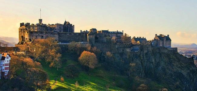 Il castello di Edimburgo9