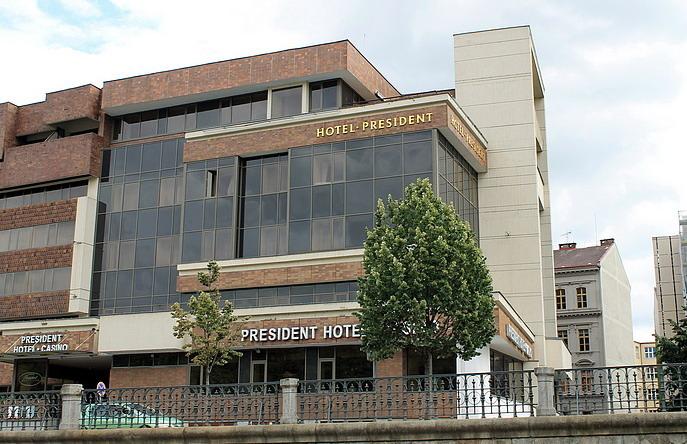 President Hotel, Praga6