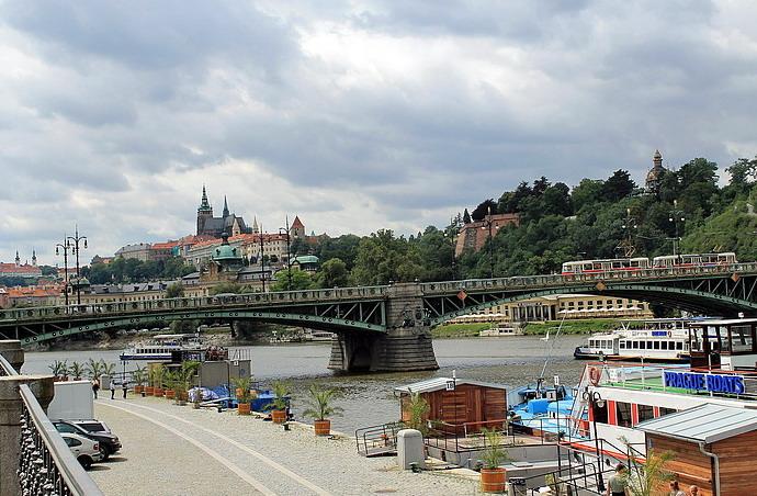 President Hotel, Praga8
