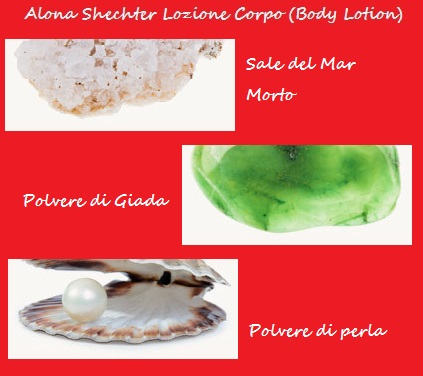 Alona Shechter Lozione Corpo (Body Lotion)