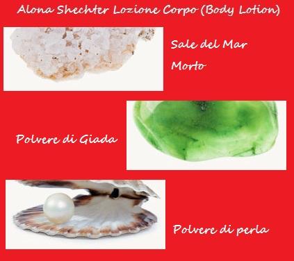 Alona Shechter Lozione Corpo (Body Lotion)