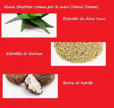 Alona Shechter crema per le mani (Hand Cream)