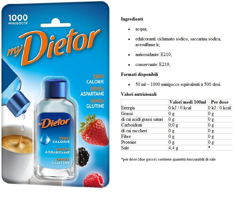 Dietor Blu Liquido 1