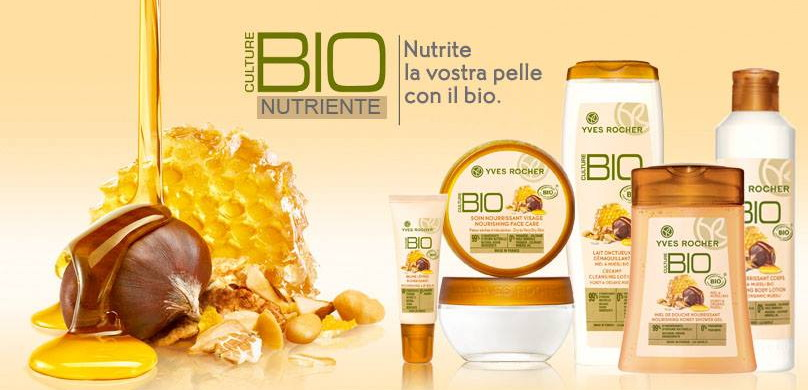 Yves Rocher Culture BIO Nutrition