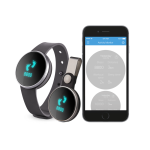 Tracker di attività e di sonno wireless iHealth Edge