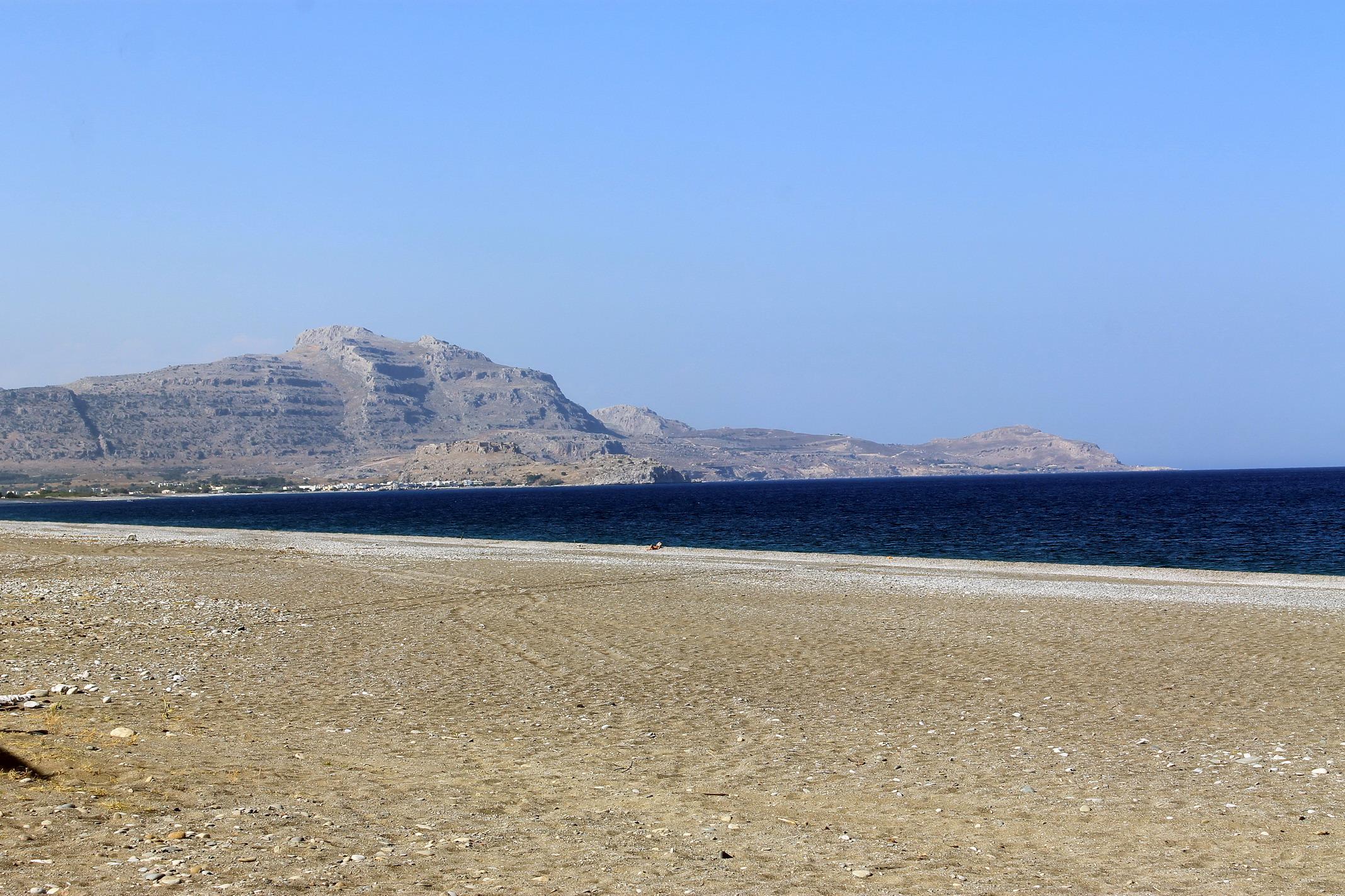 spiaggia Kalathos
