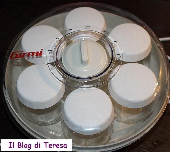 Ricetta Per Yogurt Con Yogurtiera Girmi.Girmi Yogurtiera Jc70