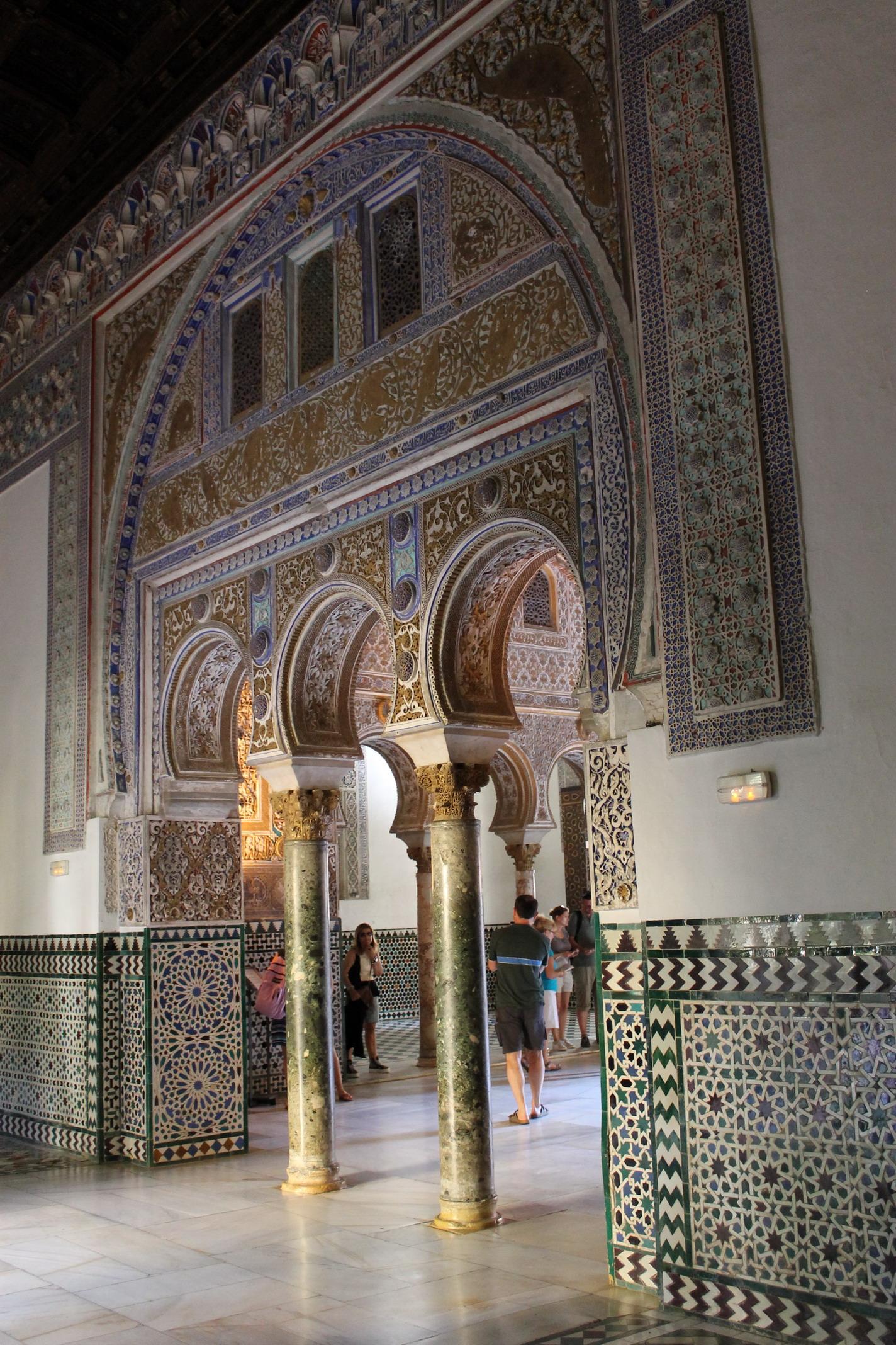 Real Alcázar di Siviglia (17)