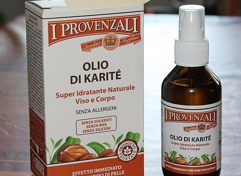 I Provenzali Olio di Karitè Viso e Corpo (1)