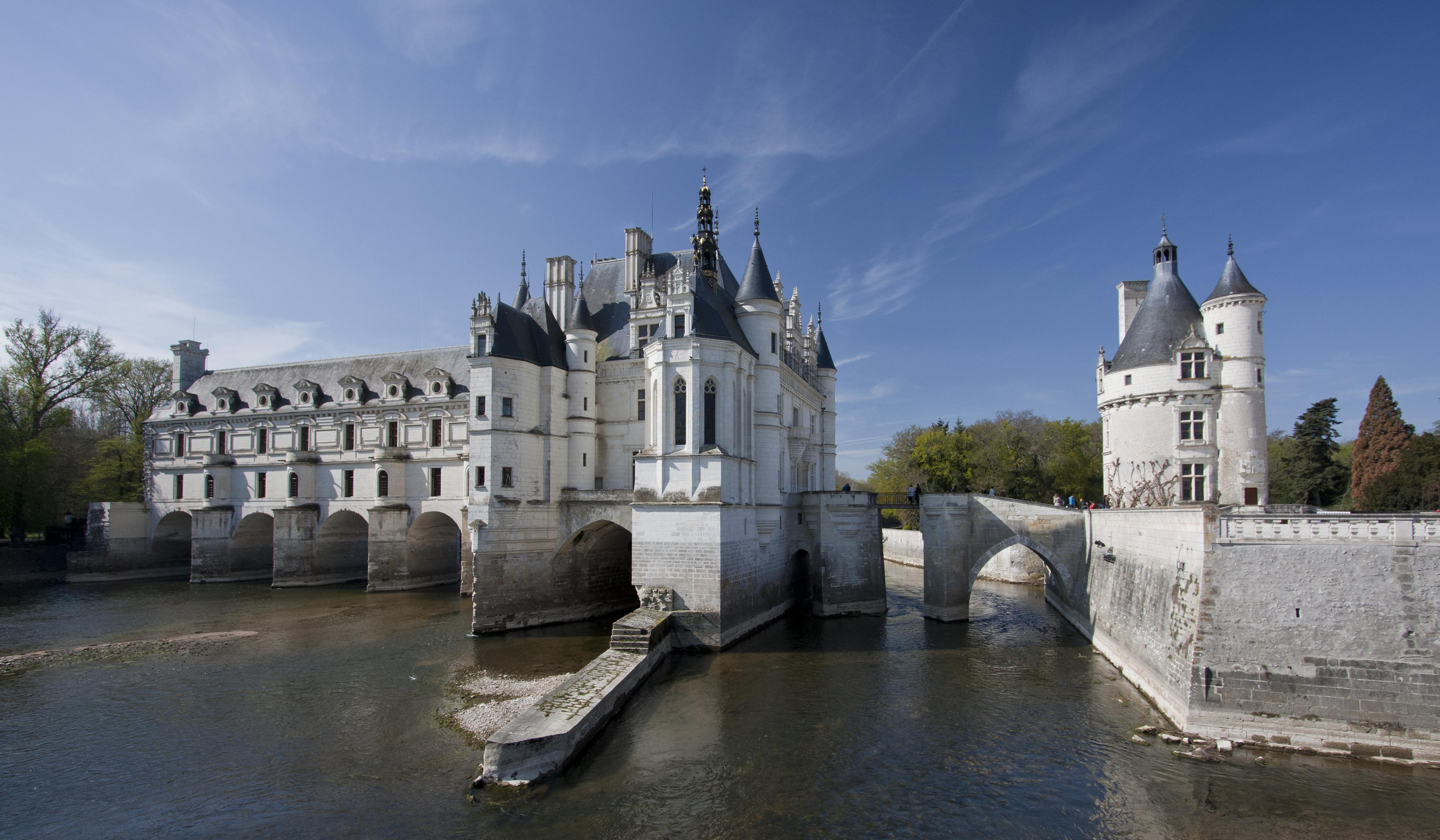 Il castello di Chenonceau 10