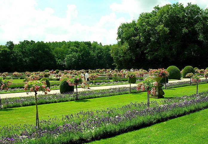 Il castello di Chenonceau (2)