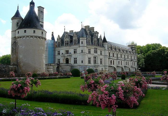 Il castello di Chenonceau (3)
