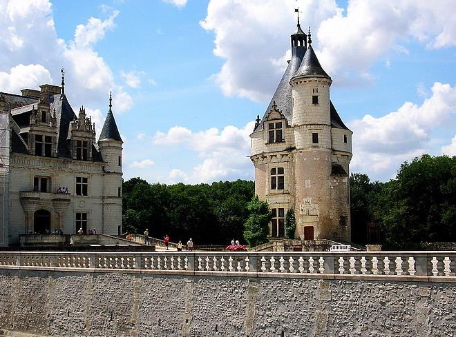 Il castello di Chenonceau (6)
