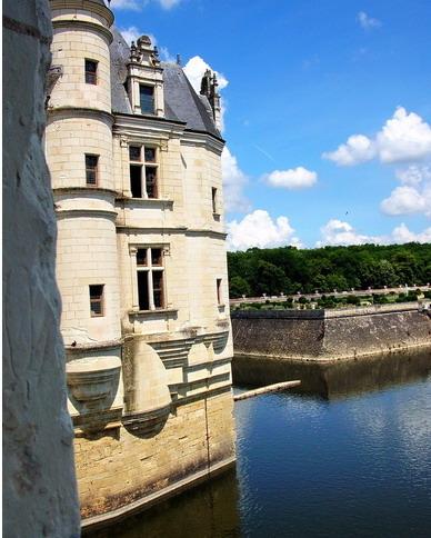 Il castello di Chenonceau (8)