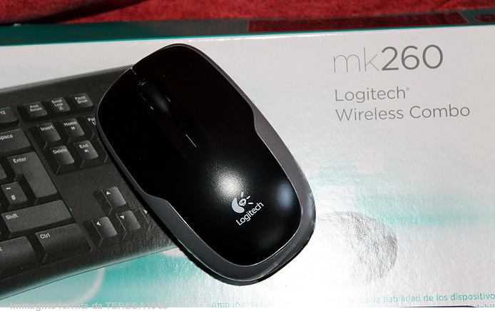 Logitech Wireless Combo MK260 (3)