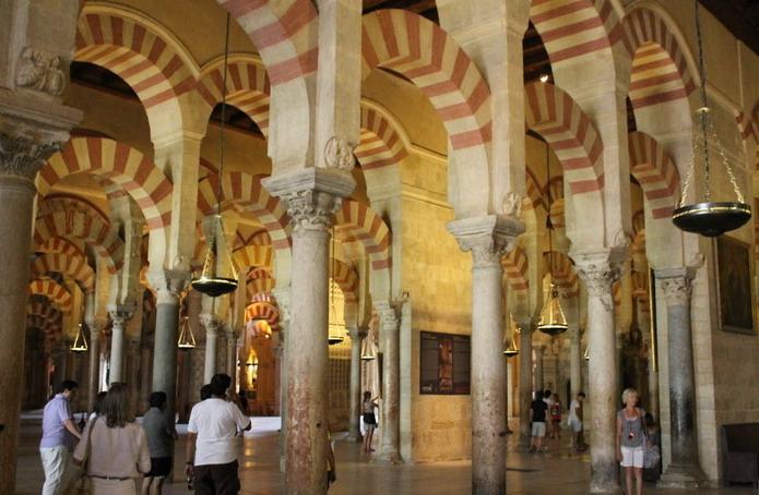 La cattedrale di Cordoba Mezquita (Moschea) (2)