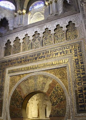 La cattedrale di Cordoba Mezquita (Moschea) (4)