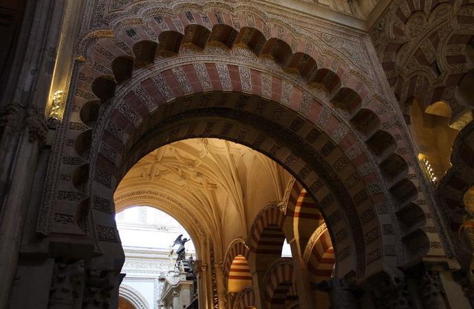 La cattedrale di Cordoba Mezquita (Moschea) (6)