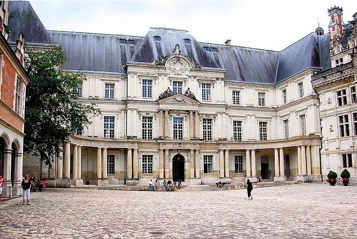 Il Castello di Blois (1)