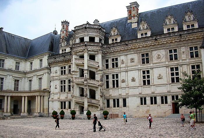 Il Castello di Blois (2)