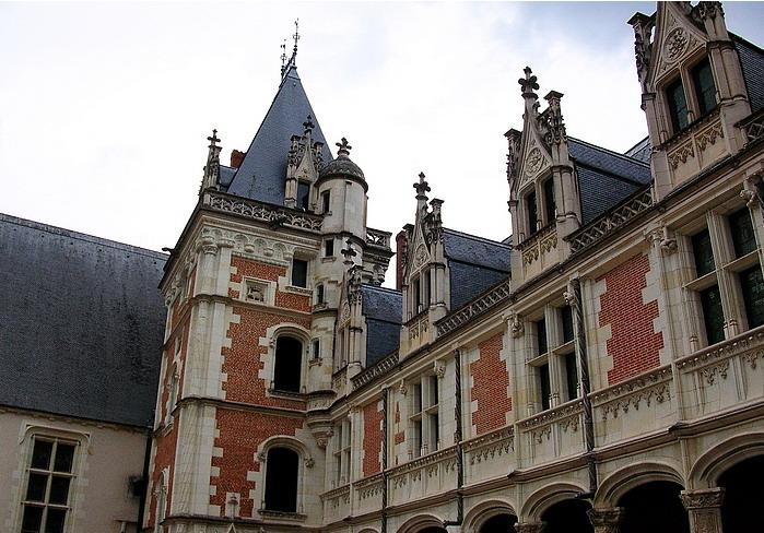 Il Castello di Blois (3)