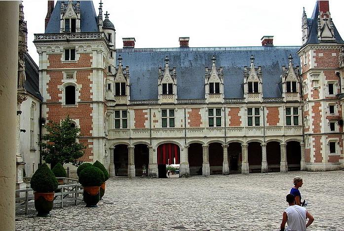Il Castello di Blois (5)