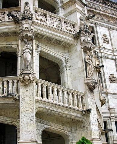 Il Castello di Blois (7)