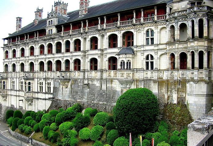 Il Castello di Blois (9)