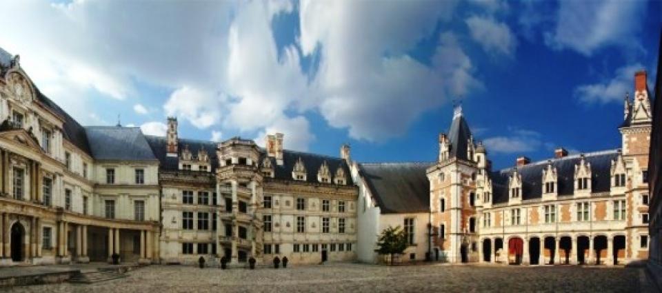Il Castello di Blois jpg