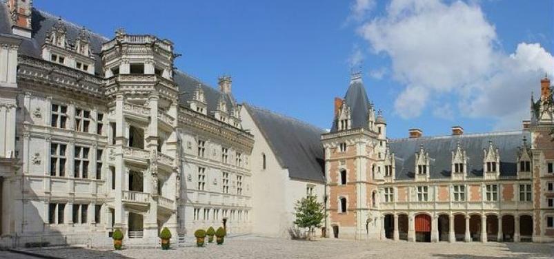 Il Castello di Blois11