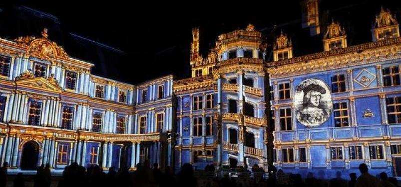 Il Castello di Blois12