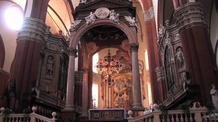 Bologna Basilica di San Petronio pg