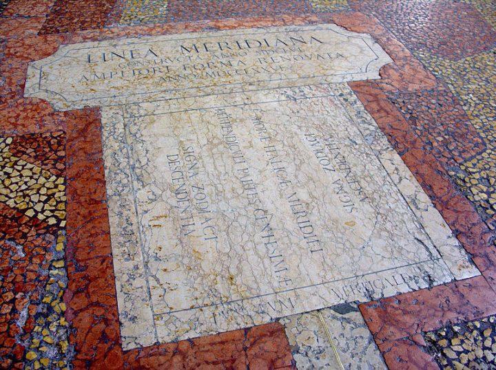 meridiana basilica di san petronio bologna
