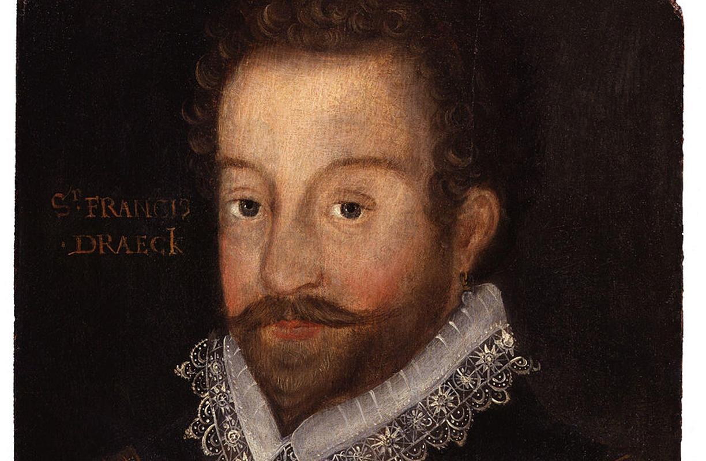sir Francis Drake .