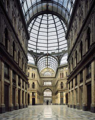 Napoli - Galleria Umberto