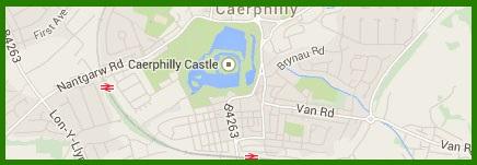 Il castello di Caerphilly (11)