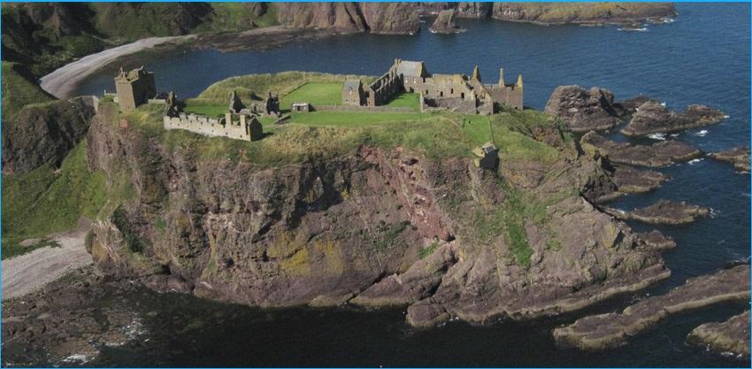 Castello di Dunnottar 3