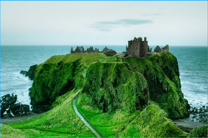 Castello di Dunnottar (4)