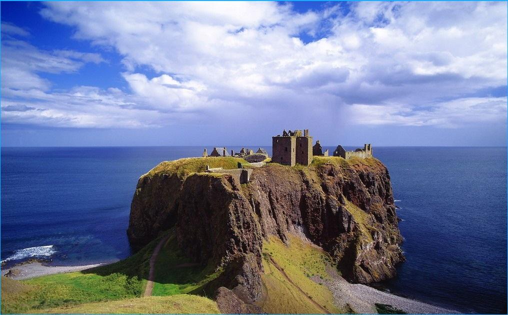 Castello di Dunnottar (7)