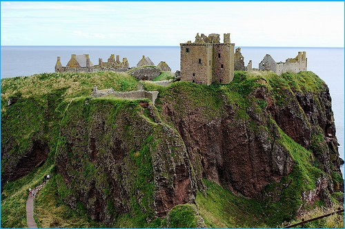 Castello di Dunnottar (8)