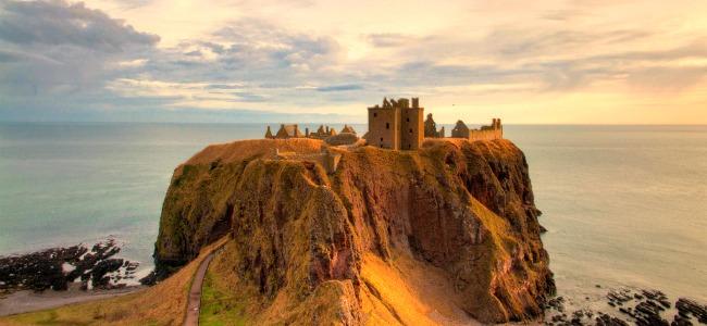 Castello di Dunnottar (9)