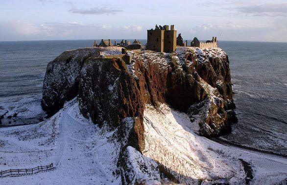 Castello di Dunnottar10
