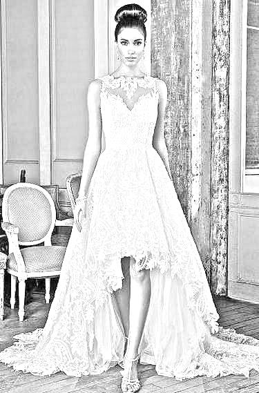 235e4b5e3748 Quale vestito da sposa indossare